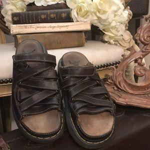 Doc Martens woman's Air Wair slide sandals